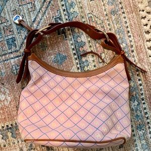 Vintage Pink Dooney & Bourke Bag